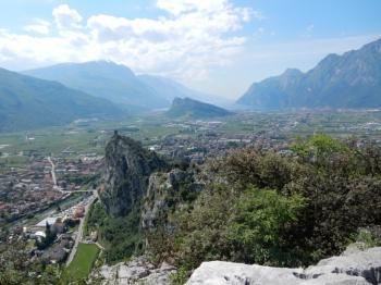 Klettersteig Arco 025