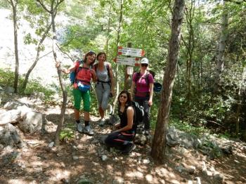 Klettersteig Arco 028