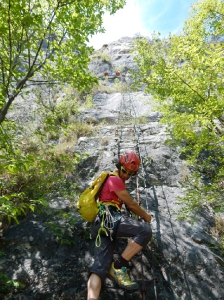 Klettersteig Arco 065