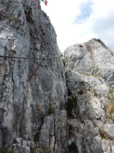 Klettersteig Arco 075