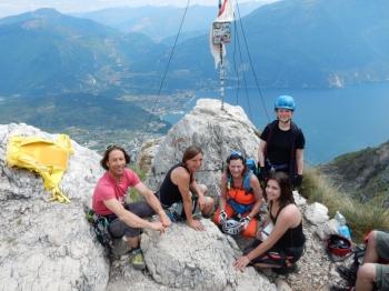 Klettersteig Arco 080